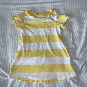 Toddler Striped Dress